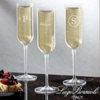 Luigi Bormioli® Classic Celebrations Champagne Glass