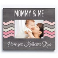 For Her 4-Inch x 6-Inch Picture Frame in Pink