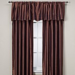 Argentina 84-Inch Rod Pocket Window Curtain Panel in Cognac