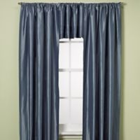 Argentina 63-Inch Rod Pocket Window Curtain Panel in Teal