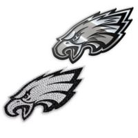 NFL Philadelphia Eagles His & Hers 2-Piece Team Vehicle Emblem Set