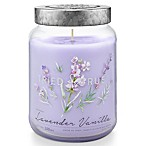 Tried & True™ Lavender Vanilla 22.2 oz. Jar Candle