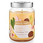 Tried & True™ Coconut Nectar 22.2 oz. Jar Candle