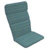 Arden Selections™ Alana Tile Outdoor Adirondack Chair Cushion in Blue