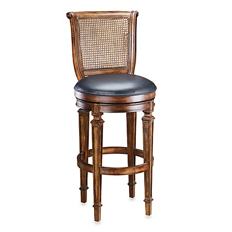 Hillsdale Dalton 31-Inch Swivel Bar Stool