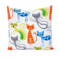 Learning Linens Smarty Cat Throw Pillow