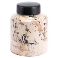 Zuo Modern Emer Small Jar in Brown