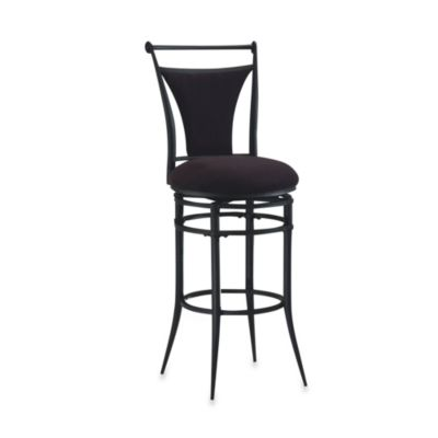 Buy Black Swivel Counter Stool From Bed Bath Amp Beyond