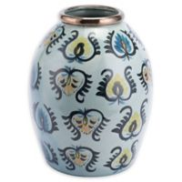 Zuo Modem Paisley Ceramic Jar
