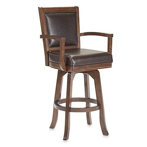 hillsdale ambassador 30 inch bar stool bed bath beyond. Black Bedroom Furniture Sets. Home Design Ideas