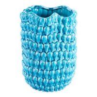 Zuo Modern Anis Medium Vase in Turquoise