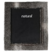 Natural Rugs 8-Inch x 10-Inch Durango Cowhide Picture Frame in Grey