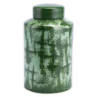 Zuo® Modern Anguri Small Temple Jar in Green