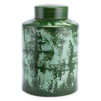 Zuo® Modern Anguri Large Temple Jar in Green
