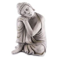 Zuo® Buddha Thinking Figurine in Grey