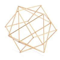 Zuo® Modern Cosmic Large Wall Art in Gold