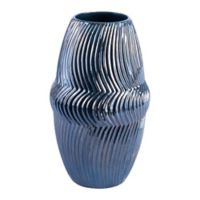 Zuo® Modern Spruce Large Vase in Blue