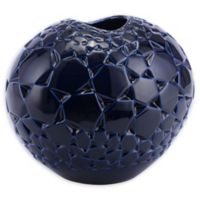 Zuo® Small Mosa Vase in Blue
