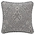 Waterford® Bainbridge Square Throw Pillow in Linen