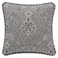 Waterford® Bainbridge Square Throw Pillow in Linen