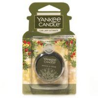 Yankee Candle® Balsam & Cedar Car Jar® Ultimate