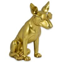 Renwil Otis Statue in Gold