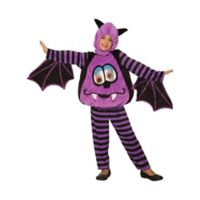 Wiggle Eyes Bat Size 0-6M Infant Halloween Costume