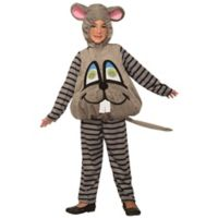 Forum© Wiggle Eyes Mouse Size 2T Child's Halloween Costume