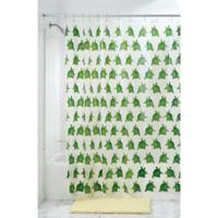 InterDesign® Turtle PEVA Shower Curtain