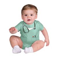 Size 2T Doctor Toddler Halloween Costume