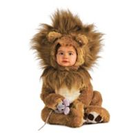 Rubies© Lion Cub Size 6M-12M Halloween Costume