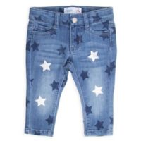 Freestyle Revolution Size 2T Star Print Jeans