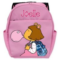 Arthur® D.W Bubblegum Toddler Backpack in Pink
