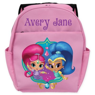 Shimmer and Shine Twinsies Toddler Backpack in Pink
