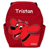 Clifford The Big Red Dog Toddler Backpack in Red
