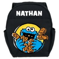 Sesame Street® Cookie Monster Backpack in Black