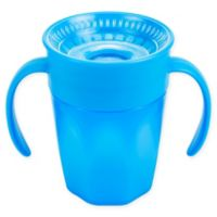 Dr. Brown's® Milestones Cheers360 7 fl. oz. Transition Cup with Handles in Blue