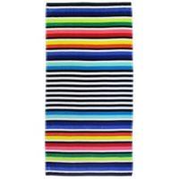 Bohemian Stripe Beach Towel