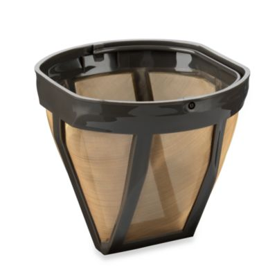 Calphalon Coffee Maker Bed Bath And Beyond : Calphalon Gold Tone Filter - Bed Bath & Beyond