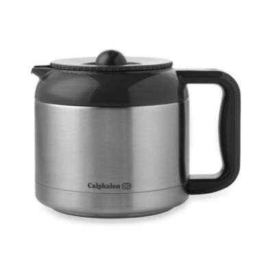 Calphalon Coffee Maker Bed Bath And Beyond : Buy Calphalon Quick Brew Thermal Carafe from Bed Bath & Beyond