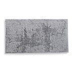 Finest Luxury 20-Inch x 34-Inch Bath Rug in Grey