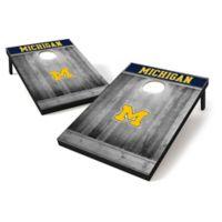 University of Michigan Tailgate Toss Cornhole Set