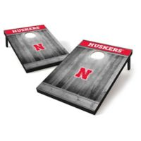 University of Nebraska Tailgate Toss Cornhole Set