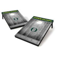 University of Oregon Tailgate Toss Cornhole Set