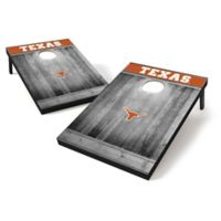 University of Texas at Austin Tailgate Toss Cornhole Set