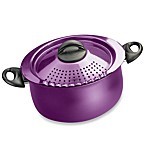 Bialetti® Trends 5-Quart Pasta Pot in Purple