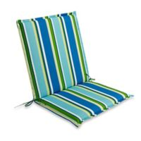 Stripe Indoor/Outdoor Cushion and Throw Pillow Collection