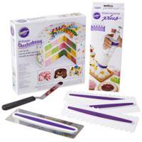 Wilton® 7-Piece Checkerboard Cake Decorating Set