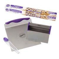 Wilton® 4-Piece Cake Baker's Tools and Parchment Paper Set