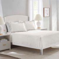 Nostalgia Home™ Bridget Twin Quilt in Ivory